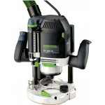 FESTOOL 574392-Festool OF 2200 EB-Set Bovenfrees-klium