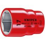 KNIPEX 98 47 16-Knipex 984716 Steeksleutelinzetstuk voor zeskantschroeven-klium