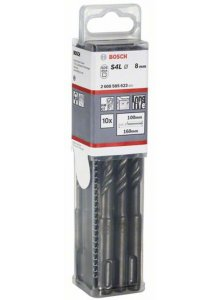 BOSCH 2608585613-BOSCH HAMMER DRILLS SDS-PLUS-5 (5 X 100 X 165 MM)-klium