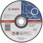 BOSCH 2608600324-Doorslijpschijf recht - metaal A 30 S BF, 230 mm, 22,23 mm, 3 mm-klium