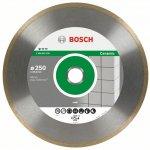 BOSCH 2608602540-Diamantdoorslijpschijf Professional for Ceramic 300 x 30+25,40 x 2 x 7 mm-klium