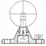 SKF LRCB 30-ASONDERSTEUNING MET BORING  LRCB 30-klium
