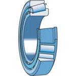 SKF LM 29749/710/QCL7CVA607-KEGELLAGER LM 29749/710/QCL7CVA60-klium