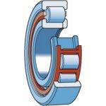 SKF NUP 314 ECNM/C3VM014-CILINDERLAGER NUP 314 ECNM/C3VM014-klium