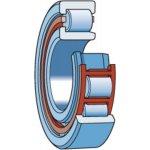 SKF NJ 2305 ECP/C4-CILINDERLAGER NJ 2305 ECP/C4-klium