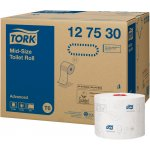 TORK 127530-TORK MID-SIZE TOILETPAPIER 2-LAAGS WIT T6 ADVANCED-klium