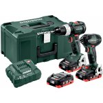 METABO 685123960-METABO COMBO SET 2.1.11 18 V BL LIHD ACCU-MACHINES IN DE SET-klium