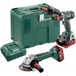 METABO 685094000-METABO COMBO SET 2.4.5 18 V BL LIHD ACCU-MACHINES IN DE SET-klium