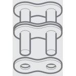 RENOLD 80A1SSS107I-RENOLD STAINLESS STEEL 80-1 - SIMPLEX 1 INCH - KLINKSCHAKEL-klium
