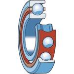 SKF QJ 316 N2MA/C2L-VIERPUNTSLAGER QJ 316 N2MA/C2L-klium