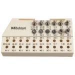 MITUTOYO 126-800-Buitenschroefmaat voor schroefdraadmeting-klium