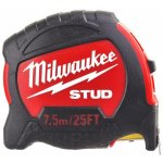 Milwaukee 48229926-MILWAUKEE STUD 7.5 m - 25 ft / 27 mm Rolmaat-klium