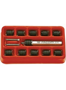 FACOM 230.J1-FACOM 230.J1 SET OF CUTTERS (13 PCS.)-klium