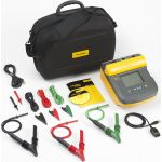 FLUKE 3665021-FLUKE 1550C Digital insulation resistance tester up to 5KV-klium
