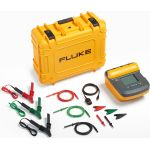 FLUKE 3665111-FLUKE 1555 / KIT Insulation tester set 10kV with an extra FLUKE Connect infrared connector-klium