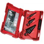 MILWAUKEE 48899399-MILWAUKEE step drill set (3 pieces)-klium