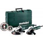 METABO 685172510-METABO Combo Set WE 2200-230 + W 750-125 Machines op netvoeding in de set-klium