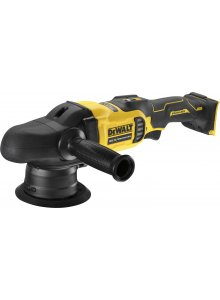 DEWALT DCM848N-XJ-DEWALT DCM848N-XJ 18V XR BRUSHLESS RANDOM ORBIT POLISHER 125-180MM BARE UNIT-klium