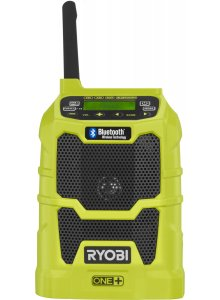 RYOBI 5133002455-RYOBI R18R-0 18V ONE + RADIO (NO BATTERY)-klium