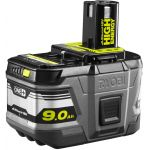 RYOBI 5133002865-RYOBI RB18L90 18V ONE + Lithium HIGH ENERGY 9.0Ah Battery-klium