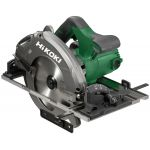 HIKOKI C7BUMP1Z-HiKOKI C7BUMP1Z circular saw machine + ruler 1400 in a bag - 1,300 W - 190 mm-klium