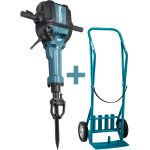MAKITA HM1812-MAKITA HM1812 hammer breaker avt with hexagonal shank-klium