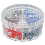 KNIPEX 97 99 908-KNIPEX 9799908 assortimentenbox met afgestripte adereindhulsen-klium