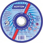 NORTON 66252830429-DOORSLIJPSCHIJF NO IL A24R 76x2,5x10 BF41-klium