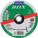 NORTON 66252831416-AFBRAAMSCHIJF  NO BDX C24R 125x6,5x22,2 BF27-klium