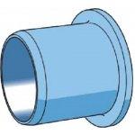 SKF PPMF 252821.5-Glijbus + kraag PTFE polyamide-klium