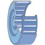 SKF BK 3020-Naaldlager zonder binnenring-klium