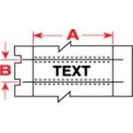 BRADY 018475-TLS 2200/TLS PC Link Bradysleeve krimpkousen-klium
