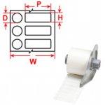 BRADY 805919-Freezerbondz Thermische Transfert Labels-klium