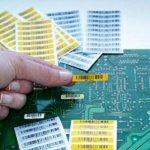 BRADY 014401-Europese LaserTab labels voor laserprinters-klium