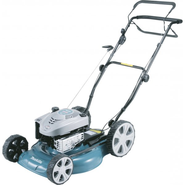MAKITA PLM5121 GASOLINE GRASS MOWER STYLE FOR MULCHING | Klium
